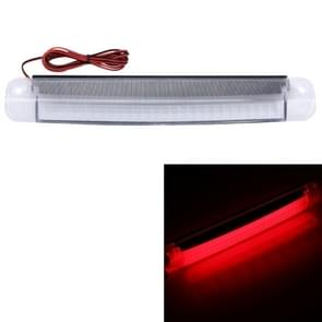 Auto Auto derde remlicht met 18 LED lampen  12V DC kabel lengte: 80cm (rood licht)