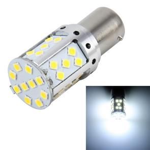 1156/BA15S DC 12V 18W auto auto beurt licht back-up licht met 33LEDs SMD-3030 lampen met CANBUS functie (wit licht)