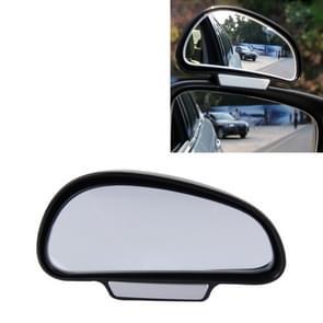 3R-092 auto Dodehoek achterzijde uitzicht groothoek verstelbare Mirror(Black)