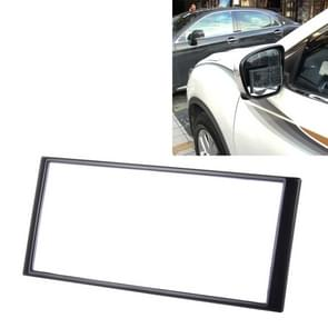 3R-145 auto Dodehoek groothoek achteruitkijkspiegel  grootte: 14 5 cm à 6.3cm(Black)