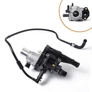 Car Engine Coolant Thermostat Temperature Sensor Assembly with Throttle Valve Tube 25192228 25192904 for Chevrolet Cruze 2011-2015
