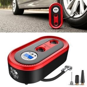 9 in 1 DC12V 120W Portable Toolbox Digital  Display Air Pump Tire Inflator Car Tire Pump Inflatable Pump