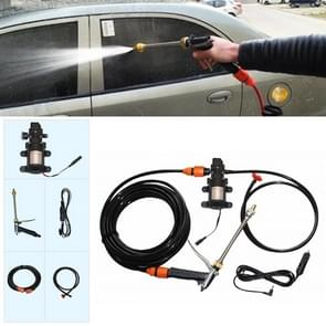 DC 12V Portable Single Pump High Pressure Outdoor Car Cigarette Lighter Washing Machine Vehicle Washing Tools