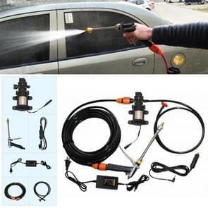 220V Portable Single Pump + Power Supply High Pressure Outdoor Car Washing Machine Vehicle Washing Tools