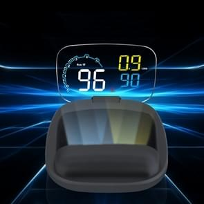 C600 4 inch Universal Car OBD2 HUD Vehicle-mounted Head Up Display