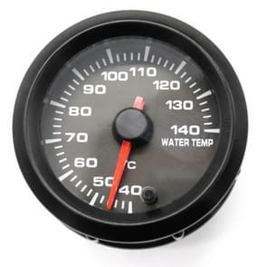 2 inch auto gewijzigd instrumentenpaneel 12V LCD display water temperatuur meter