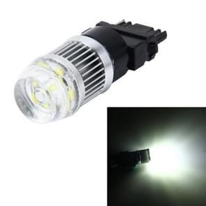 3157 5W 650 LM 5000K auto Auto remlicht met 10 CREE XB-D lampen  DC 12V (wit licht)