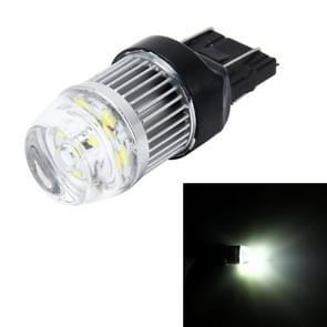 7443 5W 650 LM 5000K auto Auto remlicht met 10 CREE XB-D lampen  DC 12V (wit licht)
