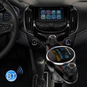 BT08 USB opladen Smart Bluetooth FM zender MP3 muziek speler carkit  ondersteuning voor Hands-Free Call & TF kaart & U schijf