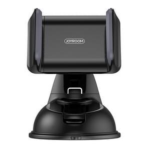 JOYROOM JR-OK1 Auto Single Pull Siliconen Zuigbeker telefoonhouder (Zwart Grijs)