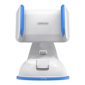 JOYROOM JR-OK1 Auto Single Pull Siliconen Zuigbeker telefoonhouder (wit blauw)