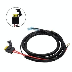 Car 20A 1.5m Extension Wiring Harness with Fuse Line Wire