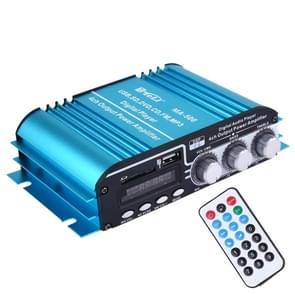 MA-500 stereo digitale Play Power versterker met afstandsbediening  ondersteuning MP3/SD/USB/FM/CD/VCD/MP3