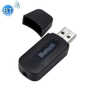 M1 Bluetooth Audio Transmitter Receiver Adapter Portable Audio Player(Zwart)