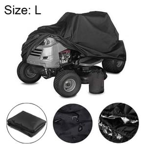 210D Oxford Cloth Waterproof Zonnebrandcrème Scooter Tractor Cover  Grootte: L