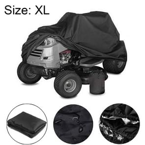 210D Oxford Cloth Waterproof Zonnebrandcrème Scooter Tractor Cover  Grootte: XL