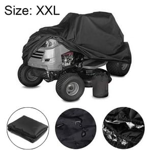 210D Oxford Cloth Waterproof Zonnebrandcrème Scooter Tractor Cover  Grootte: XXL