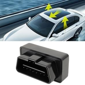 Car Auto Window Roll Up Closer OBD Controller Window Closer System (Flameout Window Closer + Sunroof) for BMW X1 2017-2018