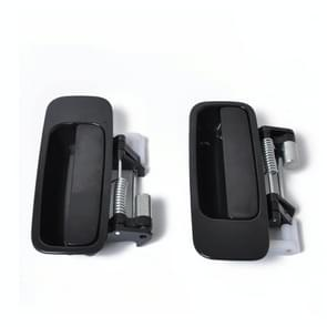 2 PCS Car Rear Right Left Outside Door Handles 69240-33030RL / 69230-33030RR for Toyota Camry 1997-2001