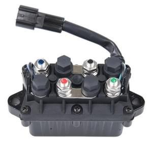 12V/120A buitenboordmotor tillen Tilt trim relay voor Yamaha Motors vervanging 61A-81950-00-00 3 PIN connector
