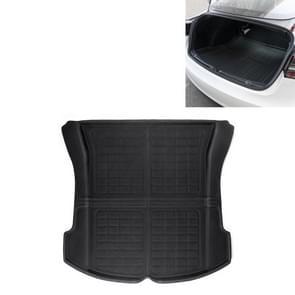 Auto 3D Trunk Mat Achterbakmat voor Tesla Model 3