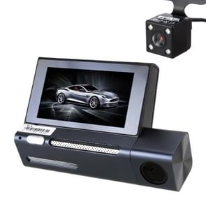 A6s Car Dash Camera Verborgen Voertuig Monitor HD 1080P Dashcam Video Recorder Camcorder Motion Detection