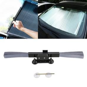 Auto pers intrekbare voorruit zonwering zonnescherm parasol cover voor Solar UV Protect  Grootte: 46cm