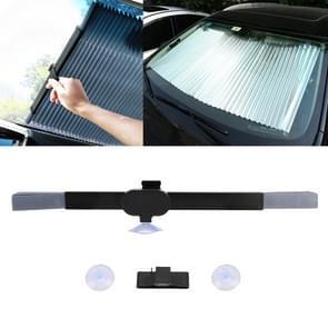 Auto Sucker Zuignappen intrekbare voorruit zonschaduw blok parasol cover voor Solar UV Protect  Grootte: 46cm