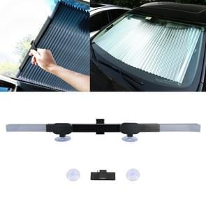 Auto Sucker Zuignappen intrekbare voorruit zonschaduw blok parasol cover voor Solar UV Protect  Grootte: 65cm
