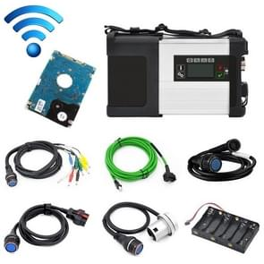 MB SD Connect Compact C5 Multiplexer Star Diagnose Ondersteuning draadloze diagnose met HDD