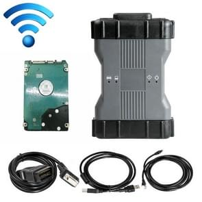 C6 DoIPDiagnose VCI Multiplexer Support Wireless Diagnose met HDD