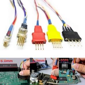 9 in 1 Probes Adapters voor Iprog+ en Xprog-m voor In-circuit