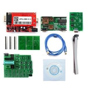 UPA V1.3 Auto USB programmeur ECU Chip Tuning Eeprom volledige set