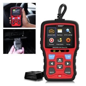 Vident iEasy310 Auto Draagbare OBD2 Scanner Car Diagnostic Tool OBD 2 Automotive Scanner OBD Code Reader