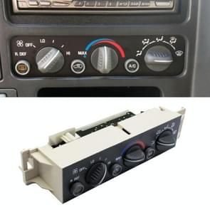 Auto Air Conditioning Panel Control Switch voor Chevrolet