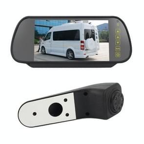 PZ475 Auto Waterdicht 170 Graden Rem Licht View Camera + 7 inch Achteruitkijkmonitor voor Volkswagen Crafter