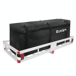 [Amerikaans pakhuis] Oshion LZ1001 Auto Aluminium Achterhangen bagageframe Waterdichte bagagetas bagage net vouwbare handgreep stabilisator dragen 500LBS