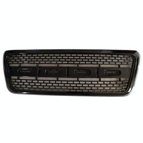 [Amerikaans pakhuis] Auto ABS Voorbumper Hood Mesh Grille voor 2004-2008 Ford F150 Raptor Style