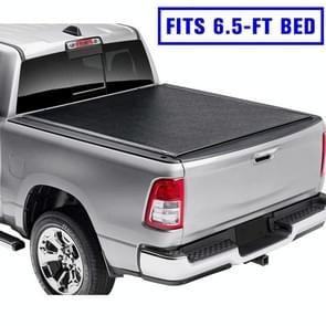 [Amerikaans pakhuis] Pick-up Soft Roll Up Tonneau Cover voor 2007-2013 Chevrolet Silverado Maat: 6.5-FT