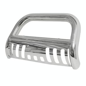 [Amerikaans pakhuis] Auto 3 inch RvS Voorbumper Grille Guard voor Toyota Tacoma 2016-2018