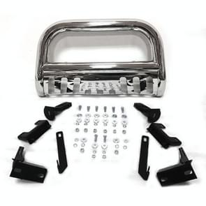 [Amerikaans pakhuis] Auto Heavy Duty Steel Voorbumper Grille Guard voor Dodge Ram 1500 2009-2018 Chroom