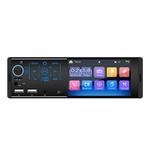 4 1 inch HD Touch Screen Car Bluetooth MP5 Player  Support Mirror Link & FM