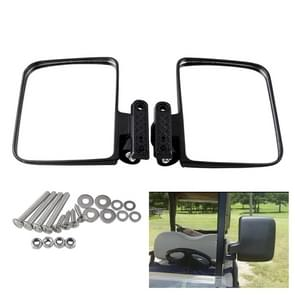 Side Mirror Rear View Mirror for Golf Carts