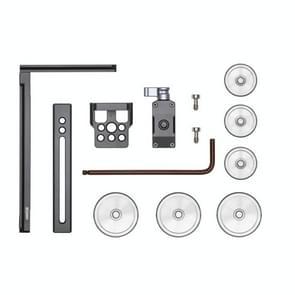 L-type beugel plaat + contragewicht set voor DJI Ronin-S/SC