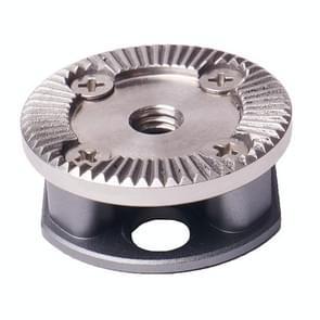 WARAXE 2622 31.7mm Diameter M6 Screw Thread ARRI Standard Multi-function Rosette Mount