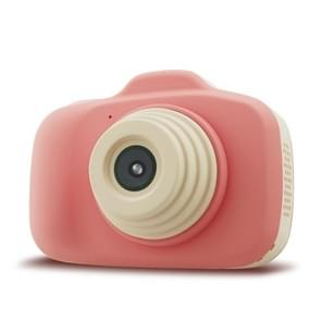 12.0 Mega Pixel 2.3 inch IPS HD Screen Children Digital SLR Camera (Pink)