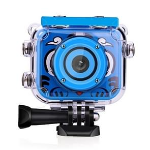 G20 5.0 Mega Pixel 1.77 inch Screen 30m Waterproof HD Digital Camera for Children (Blue)