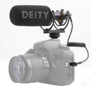 Deity V-Mic D3 Pro Kit Directional Condenser Shotgun Microphone with Shock Mount with Handle (Black)