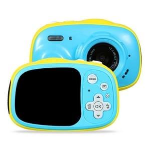 OUKITEL Q1 5.0 MP 2.0 inch HD Screen Digital DV Camera for Children, Support 32GB TF Card IP68 Waterproof (Blue)
