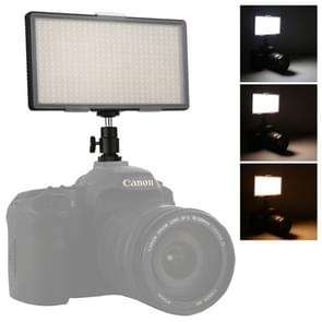 LED01 416 LEDs 3600LM professionele VLogging fotografie video & Photo Studio Light voor Canon/Nikon DSLR-camera's